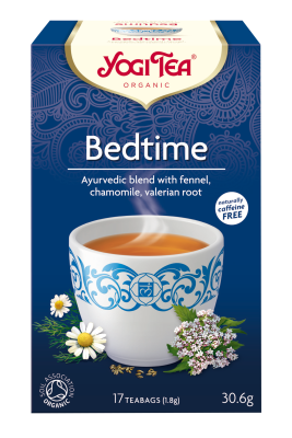 Yogi Herbal Organic Ayurvedic Tea - Bedtime