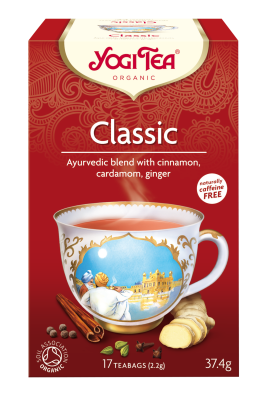 Yogi Herbal Organic Ayurvedic Tea - Classic