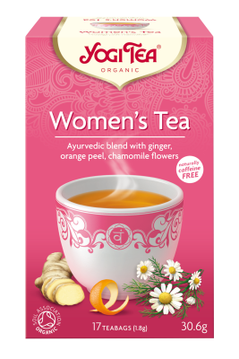 Yogi Herbal Organic Ayurvedic Tea - Women's Tea